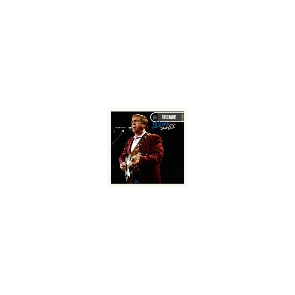 Buck Owens - Live From Austin Tx (CD)