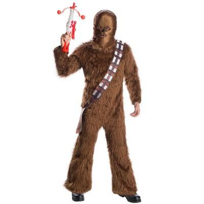 Rubies Men's Star Wars Chewbacca Deluxe Halloween Costume