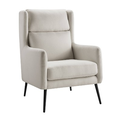 Barclay Accent Chair Beige - Linon