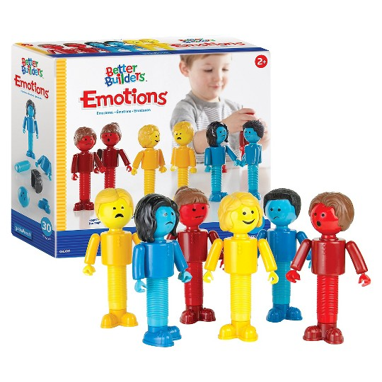 Guidecraft Better Builders Emotions image number null