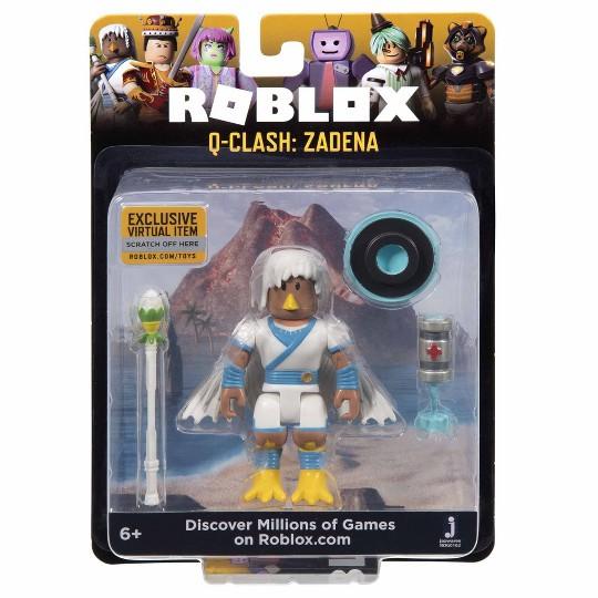 Roblox Q-Clash: Zedena Core Figure image number null