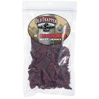 Old Trapper Smoke Beef Jerky - 10oz