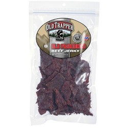 Old Trapper Smoke Beef Jerky - 10oz
