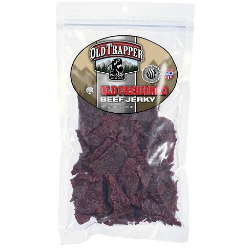 Old Trapper Smoke Beef Jerky - 10oz - image 1 of 4