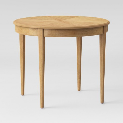 """36"""" Corella Wood Dining Table Natural - Opalhouse™ - image 1 of 3"""