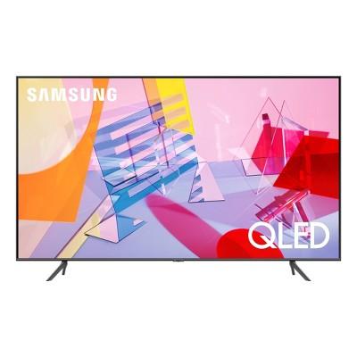 "Samsung 50"" Smart QLED 4K UHD TV - Titan Gray (QN50Q60T)"