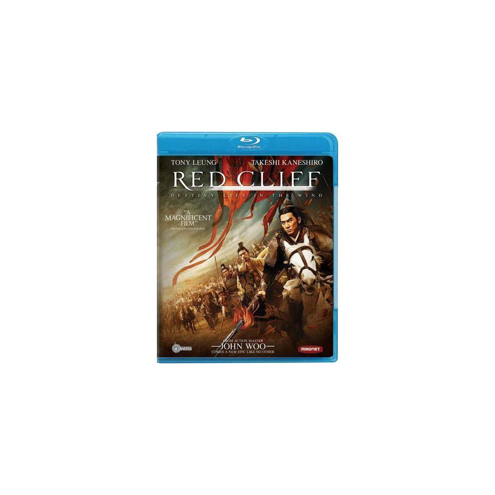 Red Cliff Blu Ray