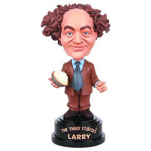 Beeline Creative, Inc. Three Stooges Larry Talking Bobblehead - image 1 of 1