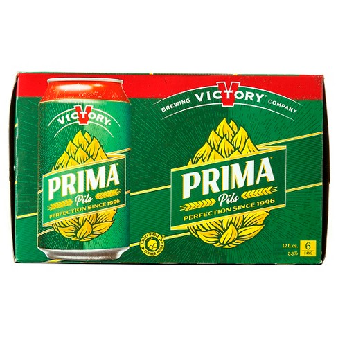 Victory® Prima Pilsner - 6pk / 12oz Can - image 1 of 1
