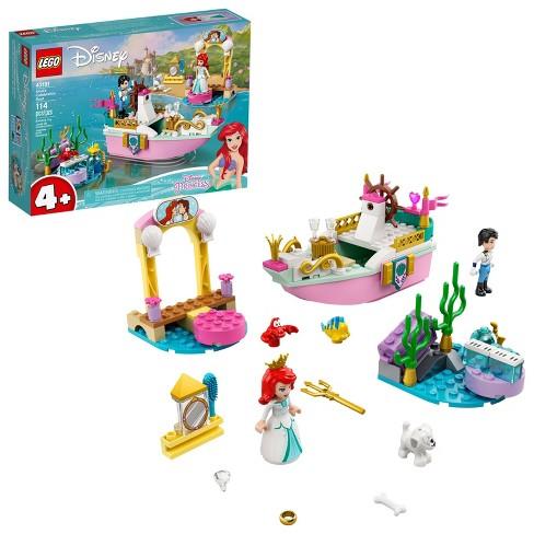 LEGO Disney Ariel's Celebration Boat 43191 - image 1 of 4