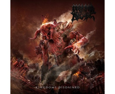 Morbid Angel - Kingdoms Disdained (Ltd Ed) (CD) - image 1 of 1