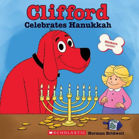 Clifford Celebrates Hanukkah (Classic Storybook) - by  Norman Bridwell (Paperback) - image 1 of 1