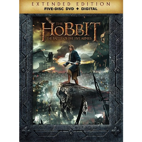 The Hobbit: The Battle of the Five Armies Extended Edition (DVD) - image 1 of 1