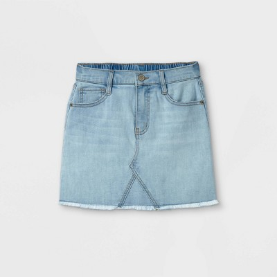 Girls' Jean Skirt - Cat & Jack™