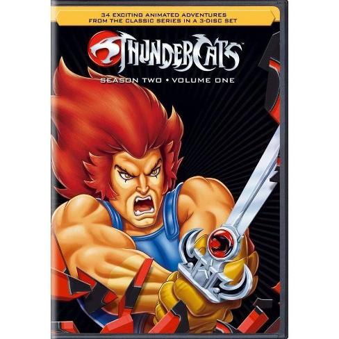 Thundercats: Season Two, Volume One (DVD) - image 1 of 1
