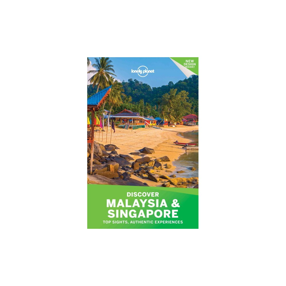 Lonely Planet Discover Malaysia and Singapore (Paperback)