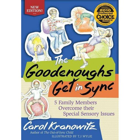 The Goodenoughs Get in Sync - by  Carol Kranowitz (Paperback) - image 1 of 1