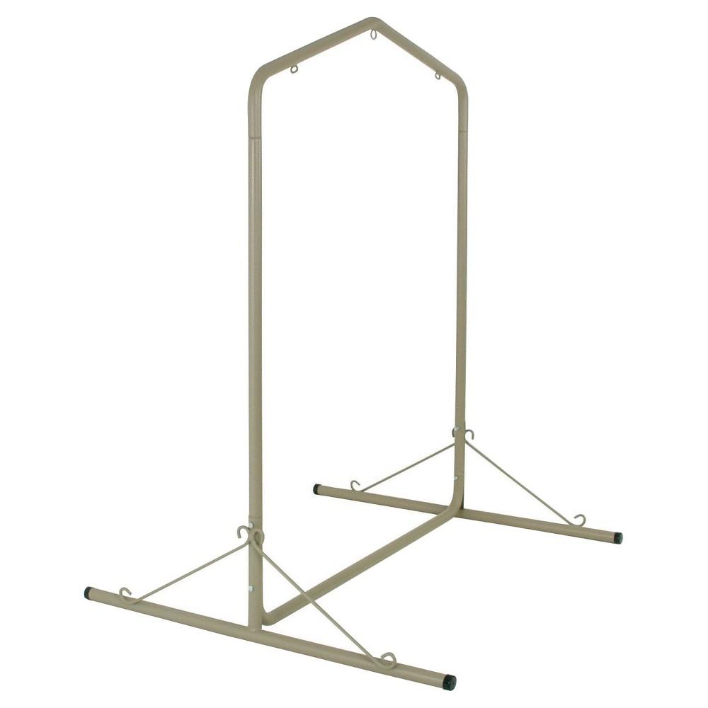 Original Pawleys Island Steel Swing Stand - Taupe (Brown)