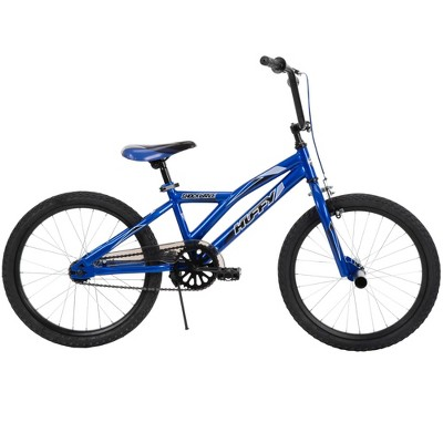 "Huffy Shockwave 20"" Kids' Bike - Royal Blue"