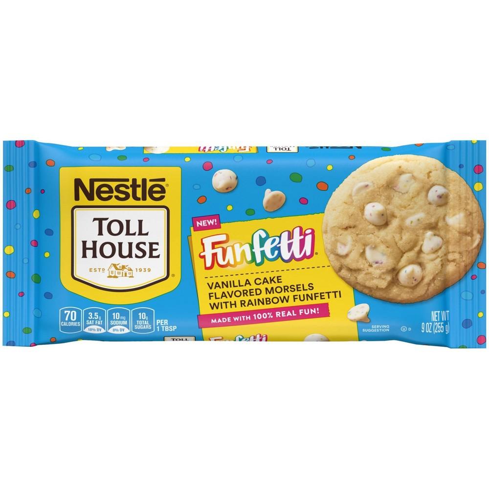 Nestle Toll House Funfetti Morsels 9oz