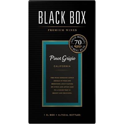 Black Box Pinot Grigio White Wine - 3L Box Wine