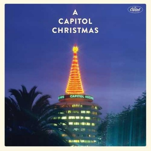 Various - Capitol Christmas (Vinyl) - image 1 of 1