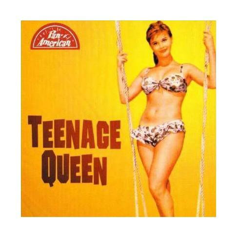 Various - Teenage Queen (CD) - image 1 of 1