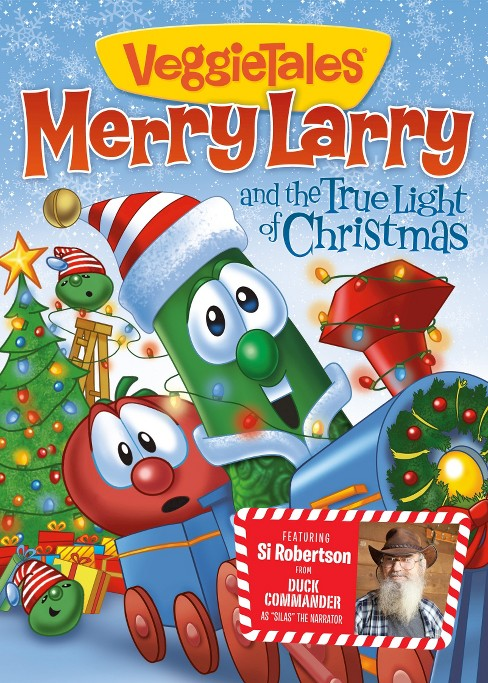 Veggie Tales: Merry Larry and the True Light of Christmas (dvd_video) - image 1 of 1