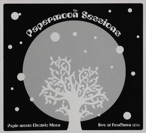 Papir - Papermoon sessions:Live at roadburn 2 (CD) - image 1 of 1