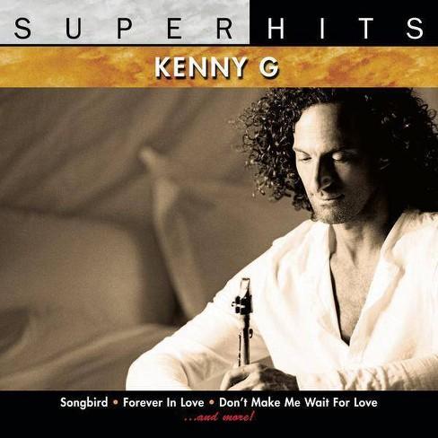 Kenny G - Super Hits (CD) - image 1 of 1