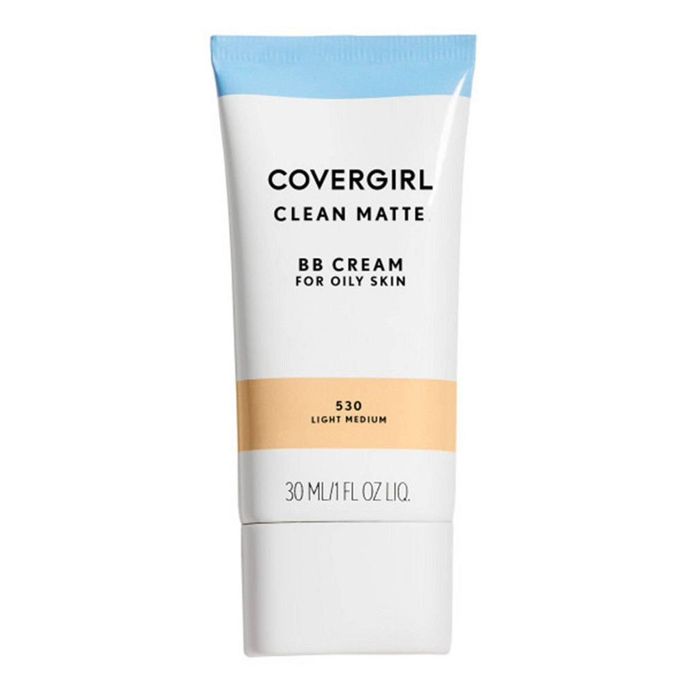 Image of COVERGIRL Clean Matte BB Cream 530 Light/Medium 1 fl oz, 530 Light Medium
