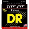 DR Strings Tite-Fit LT7-9 Lite 7-String Nickel Plated Electric Guitar Strings - image 2 of 2