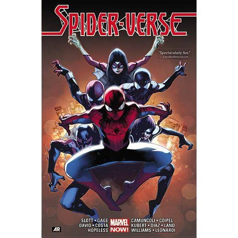 Spider-Verse - (Paperback) - image 1 of 1