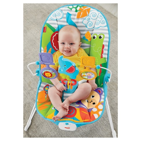 78b36371dc96 Fisher-Price Animal Kingdom Baby Bouncer   Target