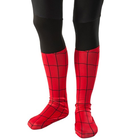 Marvel Marvel Spider-Man Child Boot Covers - image 1 of 1