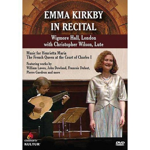 Emma Kirby in Recital with Christopher Wilson at Wigmore Hall (DVD) - image 1 of 1