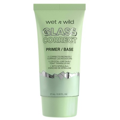 Wet n Wild Prime Focus Glass Correct Primer - 0.91 fl oz