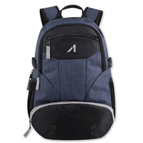 """Alive 19"""" Large Backpack - Blue - image 1 of 4"""