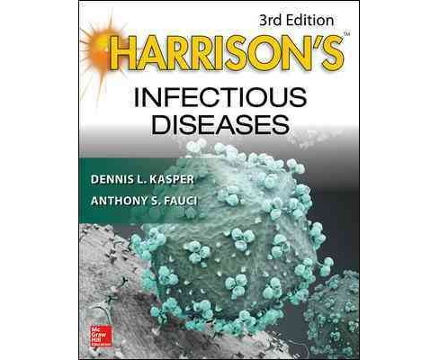 Harrison's Infectious Diseases (Paperback) (Dennis L. Kasper) - image 1 of 1