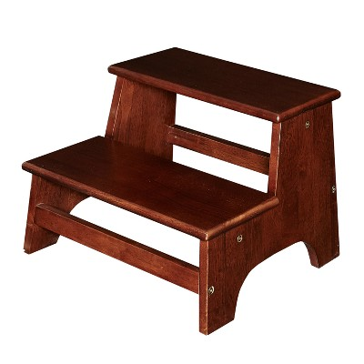 Superieur Harrison Bed Step Espresso   Powell Company : Target