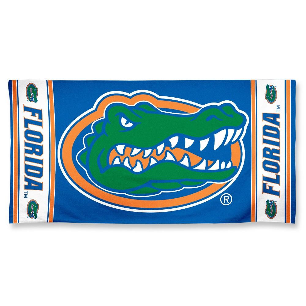 NCAA Florida Gators Beach Bath Towel