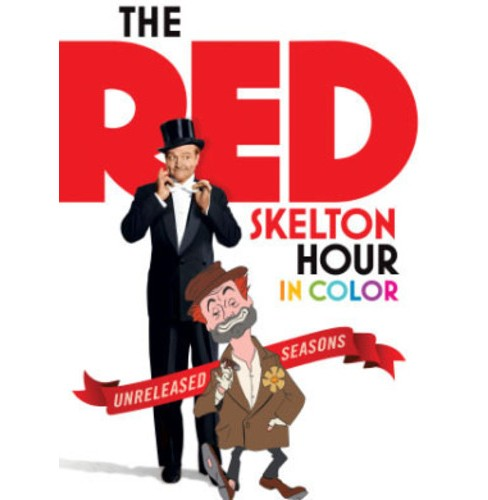 Red Skelton Hour:In Color:Unreleased (DVD) - image 1 of 1