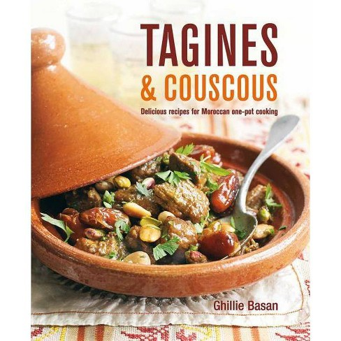 Tagines and Couscous - by  Ghillie Basan (Hardcover) - image 1 of 1