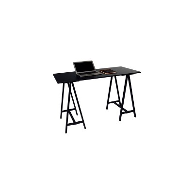 Cambria Art Computer Desk Black - OneSpace