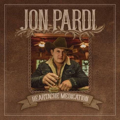 Jon Pardi - Heartache Medication (CD) - image 1 of 1