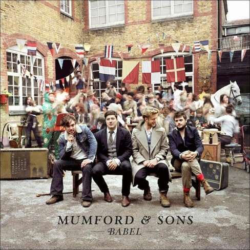Mumford & Sons - Babel (Deluxe Edition) (CD) - image 1 of 1
