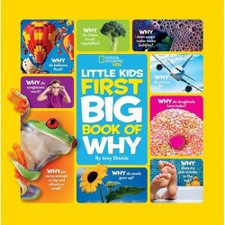 National Geographic Little Kids First Bi ( National Geographic Little Kids First Big Books) (Hardcover) by Amy Shields