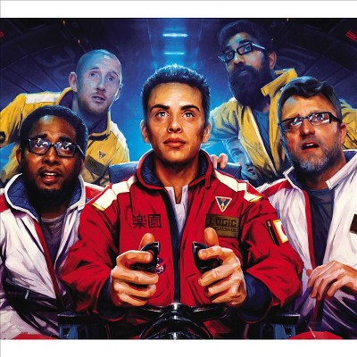 Logic - The Incredible True Story & Transformation Of The Man Who Saved The World [Explicit Lyrics] (CD)