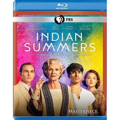 Indian Summers: The Complete Second Season (Blu-ray) - image 1 of 1