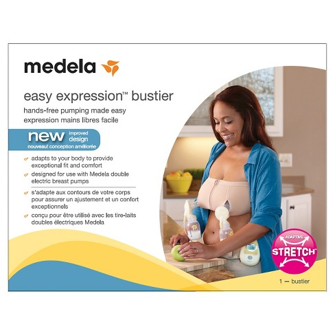 67021f8c47210 Medela Easy Expression Hands Free Pumping Bustier   Target
